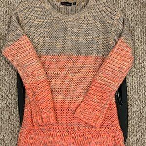 Women's multicolor sweater